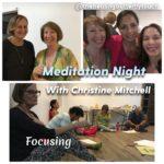Feb 21st, Meditation Night
