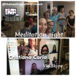 Feb 27th, Meditation Night with Cristiana Caria