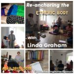 April 28th, Re-anchoring Etheric Body workshop