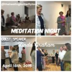April 18th, Meditation Night