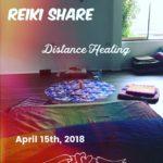 April 15th, Reiki Share