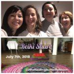July 7th, Reiki Share