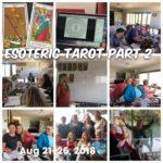 Aug 21-26, Esoteric Tarot part 2