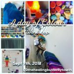 Sept 9th, A Day of Colour Workshop