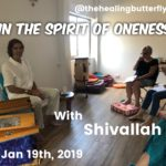 In The Spirit of Oneness Jan 19th, 2019