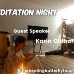 March 20th, Meditation Night
