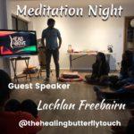 Aug 21st, 2019. Meditation Night