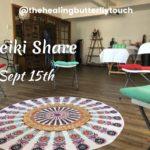 Sep 15th, 2019, Reiki Share