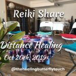 Oct 20th, 2019, Reiki Share