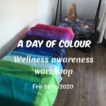 A day of Colour, Feb 16th, 2020.