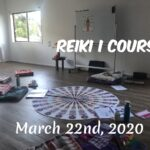 Reiki I Course, Mar 22nd, 2020
